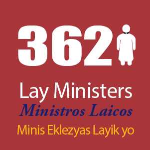 362 Lay Ministers