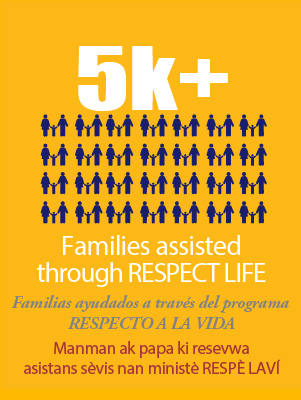5k Plus Families Assisted Through Respect Life