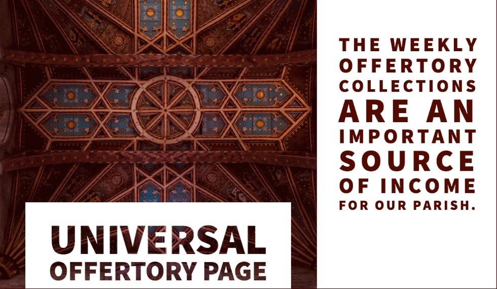 Universal-Parish-Offertory